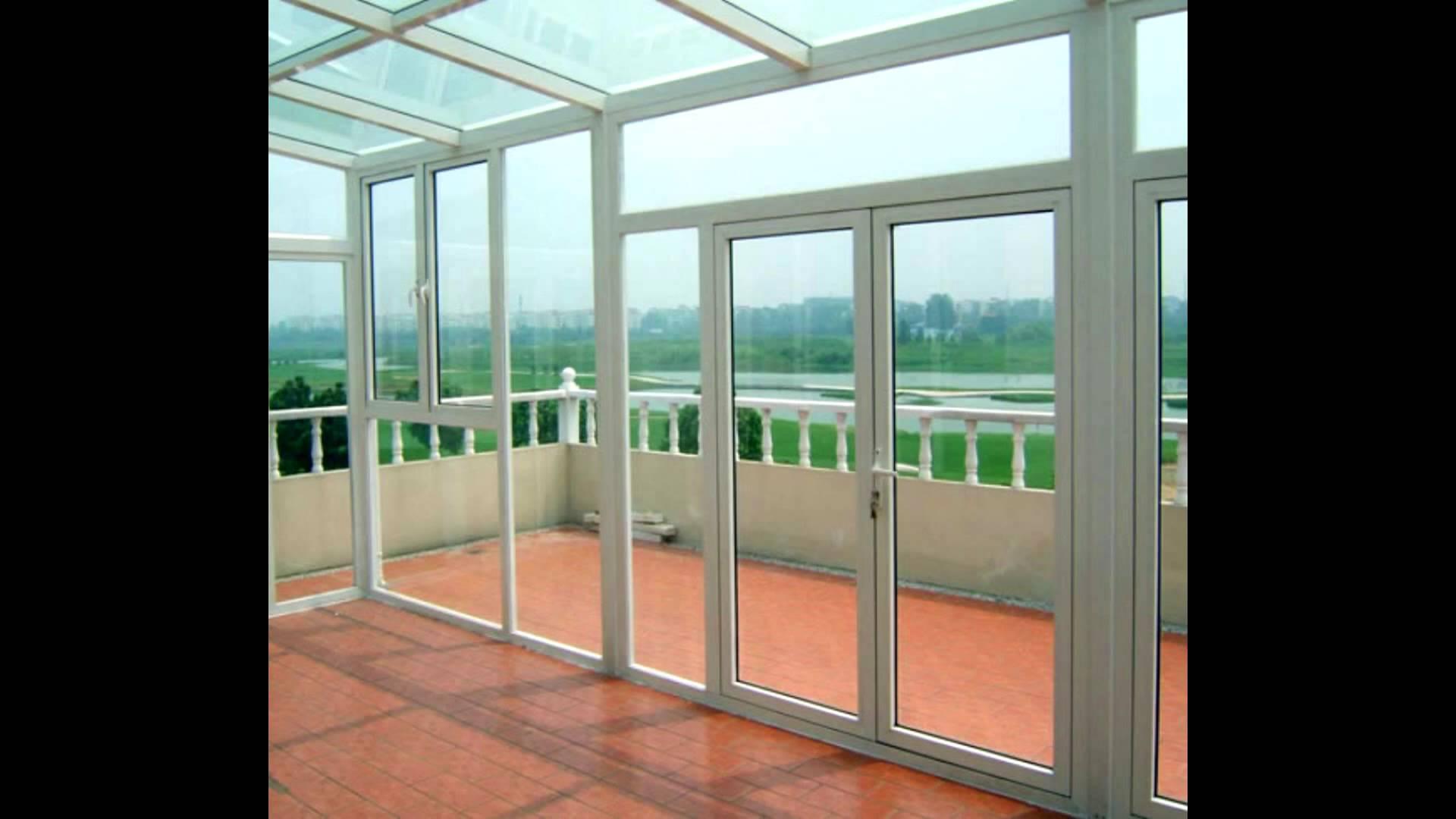 Ventanas y puertas de aluminio vidrieria ct for Puertas en aluminio